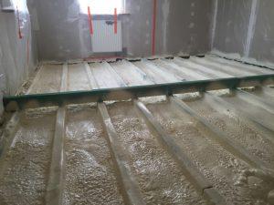 Termo i hydro izolacja posadzki
